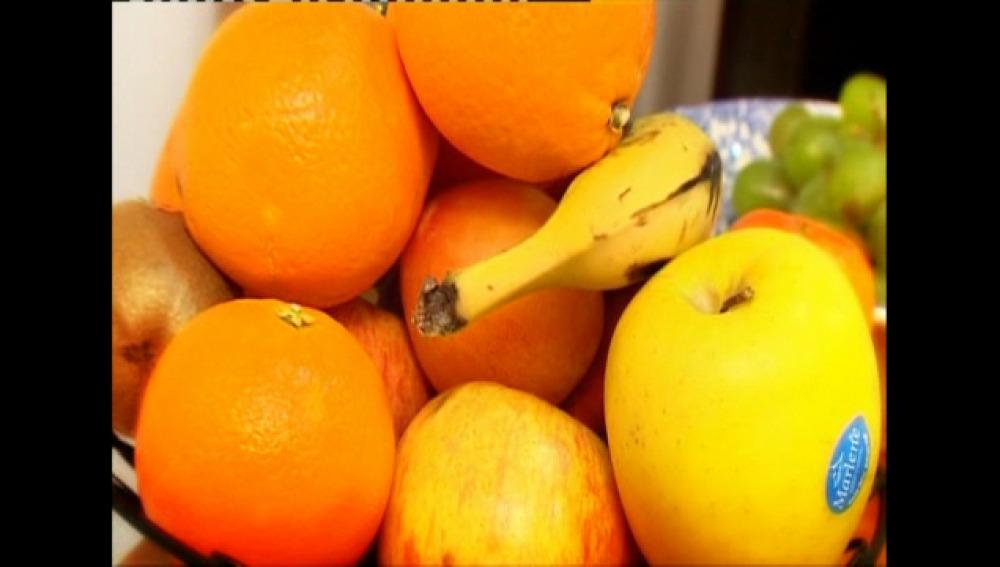 La fruta, ¡una rica chuche!