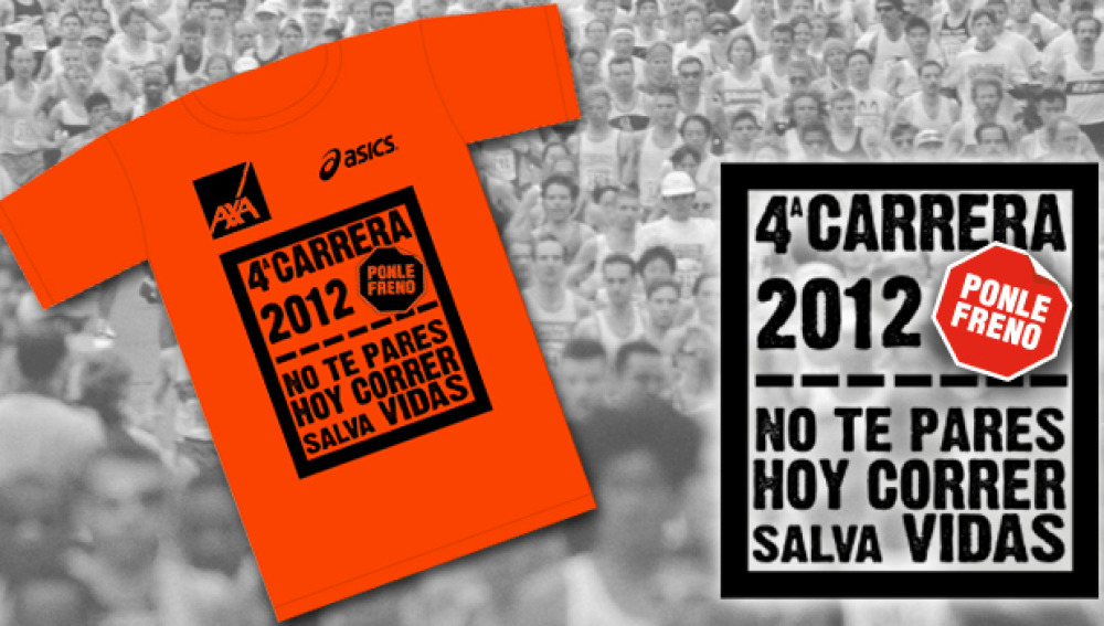 Camiseta Carrera Ponle Freno 2012