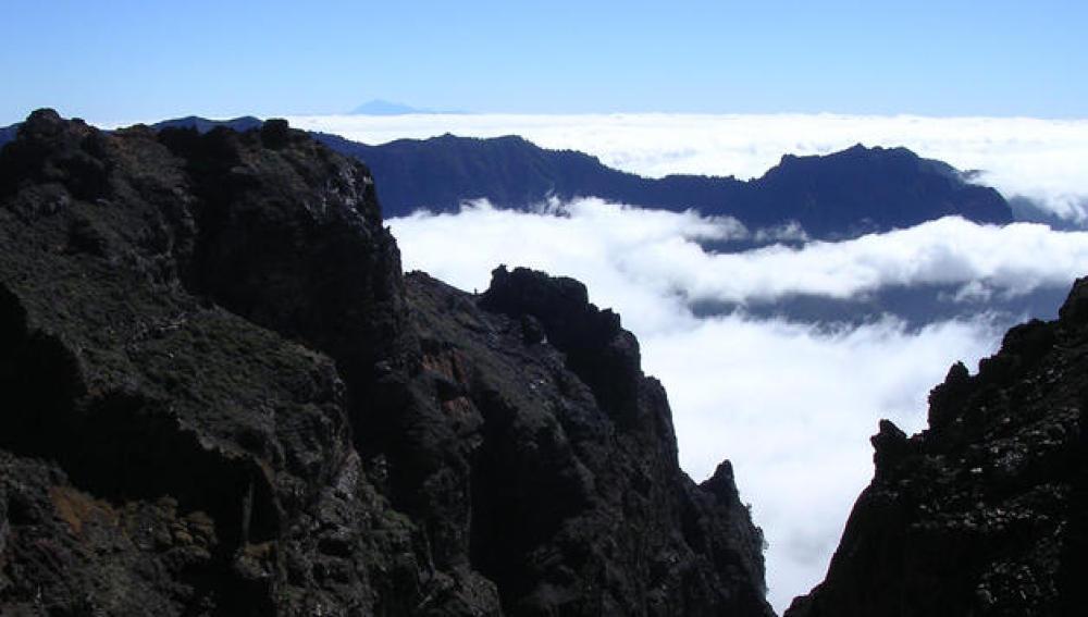 Caldera de Taburiente en La Palma  (Red Natura 2000)