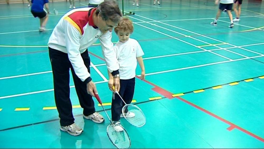 Bádminton, el deporte de raqueta más conocido