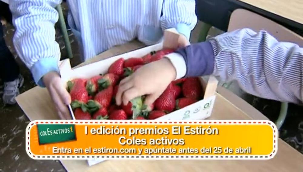 I edición premios El Estirón- Coles Activos