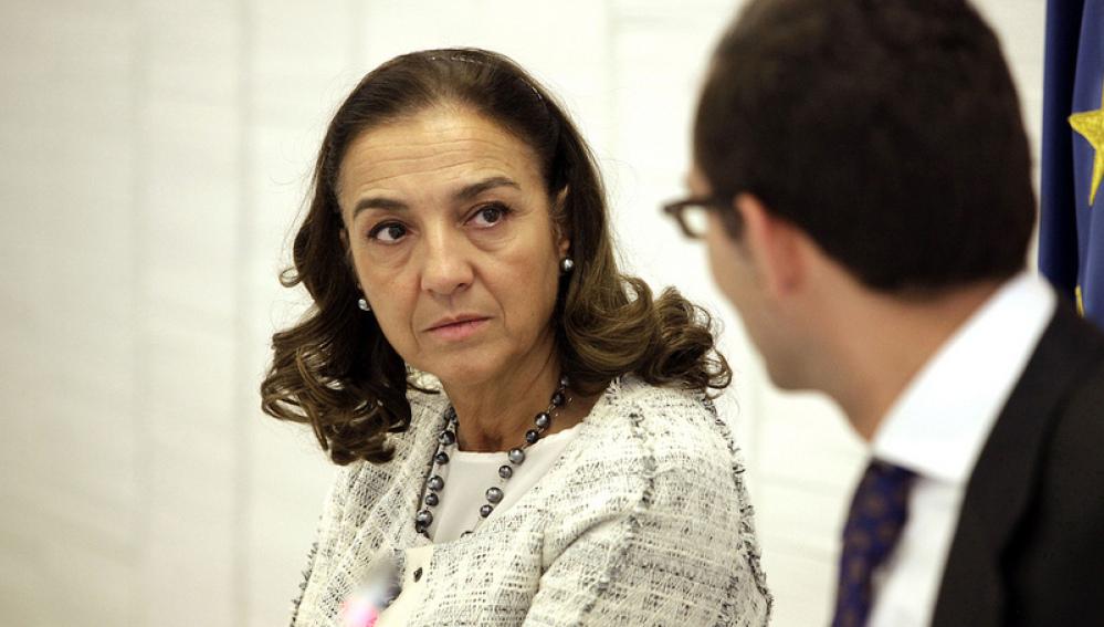 Carmen Vela, presidenta de la Agencia Estatal de Investigación