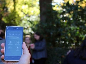 Arbolapp es una aplicación gratuita que incluye información sobre 118 especies de árboles