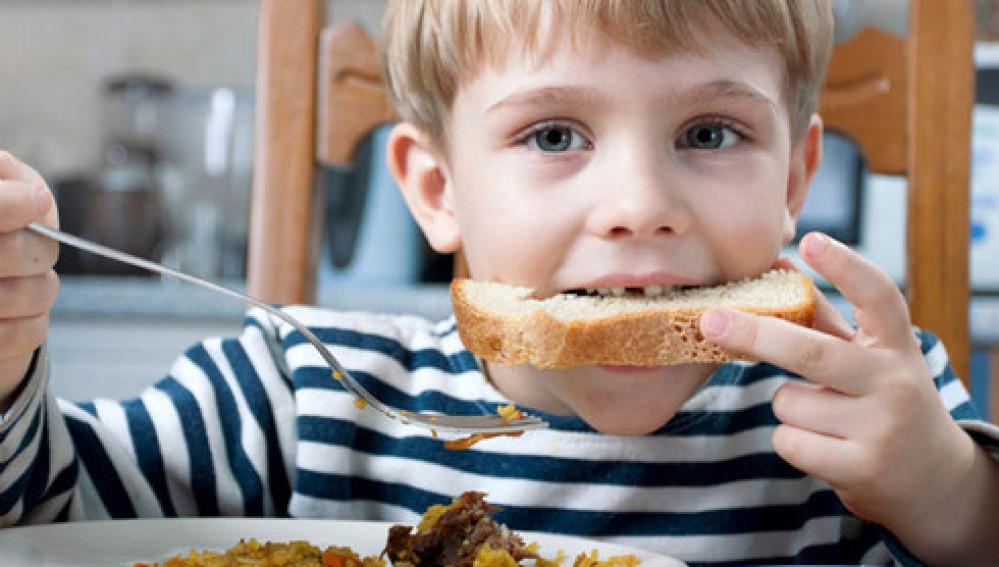 ¿Por qué cuidar la alimentación de los niños?