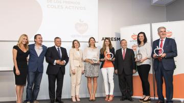 Objetivo Bienestar Junior celebra la III edición de los Premios Coles Activos