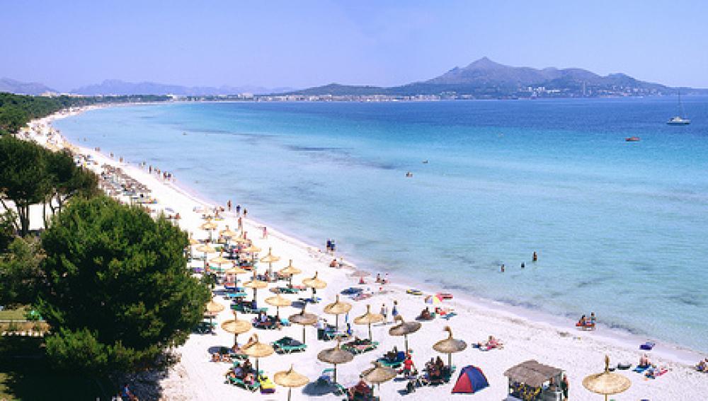 Top ten de playas familiares en España