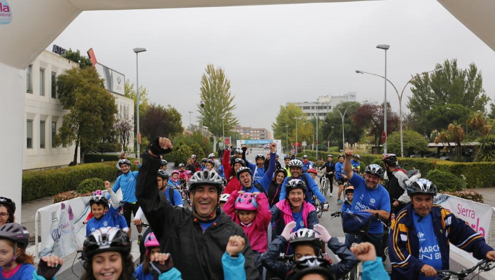 Marcha en Bici para toda la familia