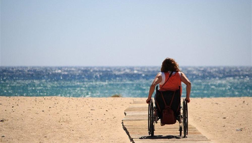 Persona con Esclerosis Múltiple