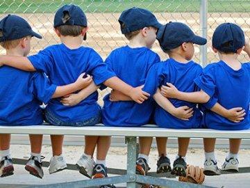 Hacer deporte fomenta valores como el compañerismo
