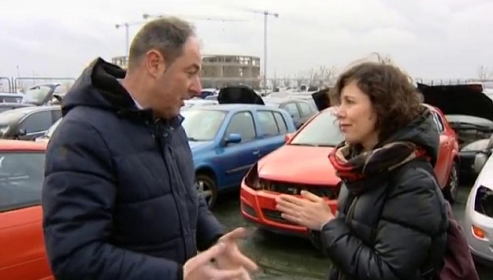 ¿Qué se puede reciclar de un vehículo?