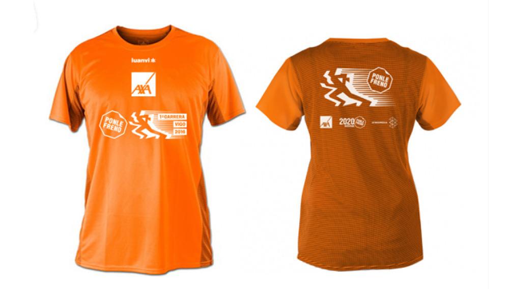 Camisetas de la Carrera Ponle Freno 2016