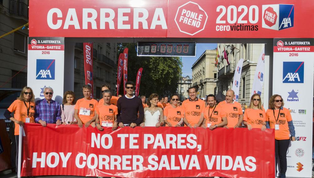 III EDICIÓN DE LA CARRERA PONLE FRENO EN VITORIA
