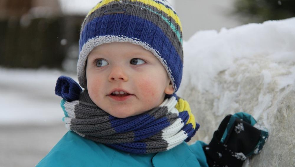 Diez consejos para cuidar a los niños en invierno