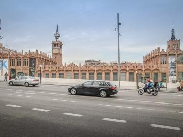 Coches en Barcelona