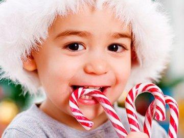 El abuso de azúcar en Navidad puede provocar carencias vitamínicas y déficit de atención en niños
