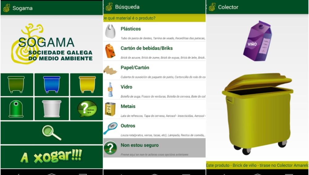 La App que te ayuda a resolver tus dudas sobre reciclaje