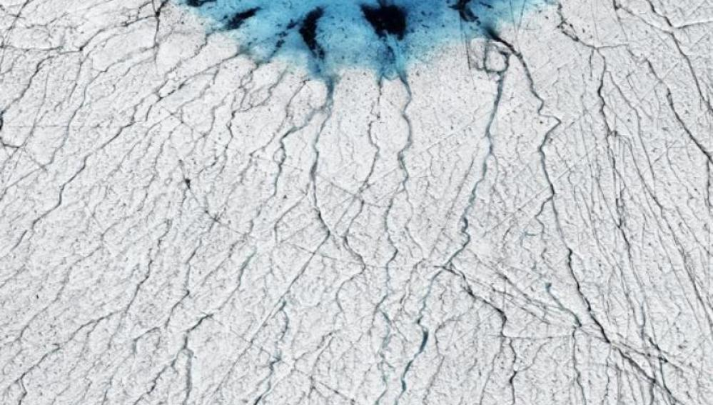 Efectos del cambio climático en el Ártico