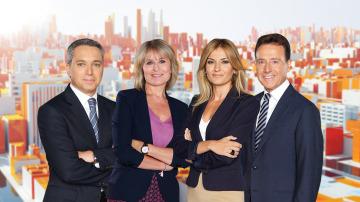 Los presentadores de Antena 3 Noticias apoyan la campaña de la DGT #Ungrangesto