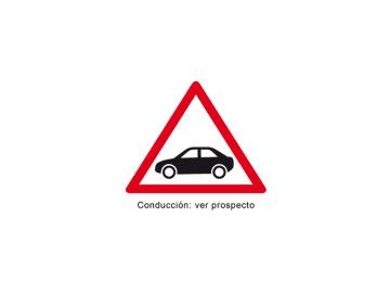 Pictograma de la conducción