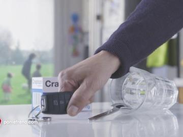 Frame 10.375884 de: Ponle Freno centra su primera gran campaña de 2017 en los efectos de los medicamentos en la conducción
