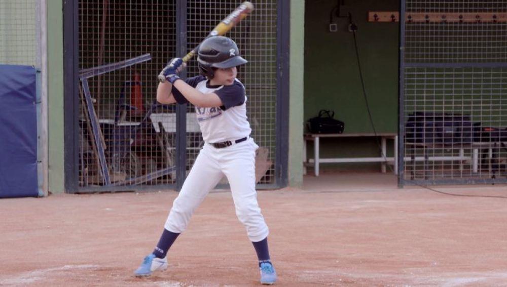 Asistimos a un entrenamiento de béisbol, un deporte muy saludable