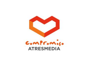 Logo Compromiso Atresmedia
