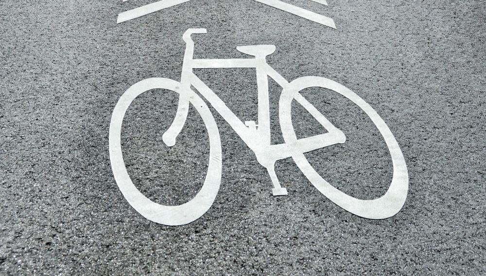 Ciclistas en la ciudad