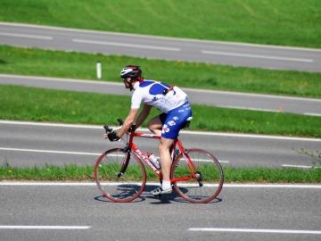 Vías acondicionadas para la seguridad de los ciclistas