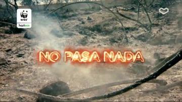 No dejes que las palabras se las lleve el fuego