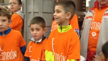 I edición 'De marcha con Objetivo Bienestar Junior'