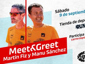 Sorteo de tres Meet&Greet con los embajadores de Carreras Ponle Freno