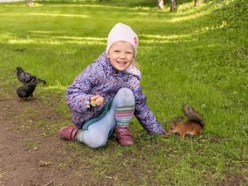 Ventajas de tener un parque cerca para los niños