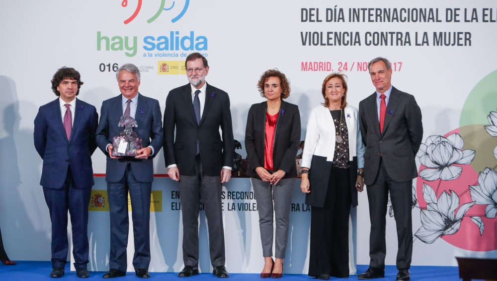 'Tolerancia Cero', de Antena 3 Noticias y Fundación Mutua Madrileña, premiada por el Ministerio de Sanidad, Servicios Sociales e Igualdad por su trabajo en la lucha contra la violencia de género