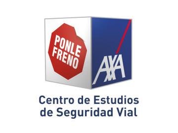 Logo Centro de Estudios Ponle Freno-AXA