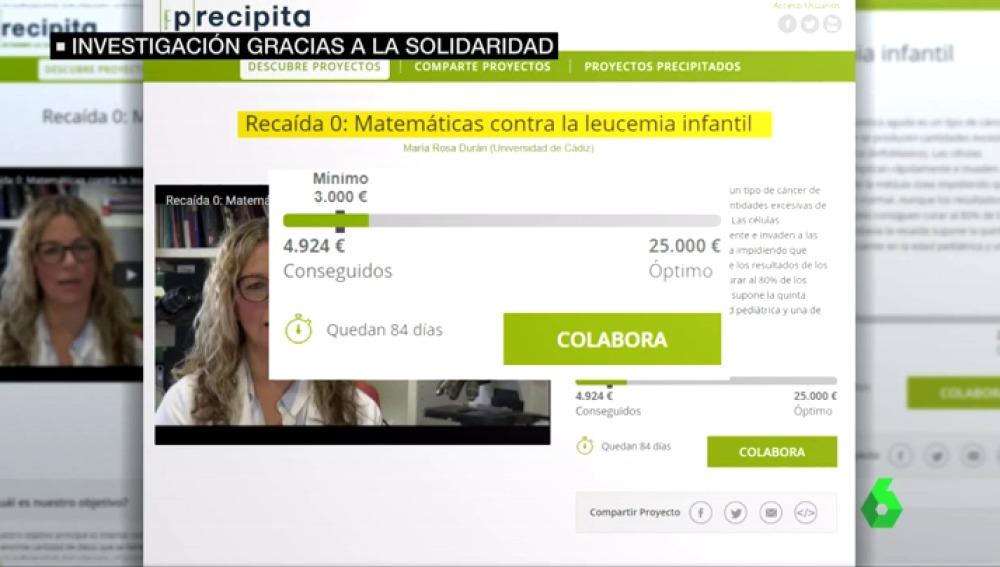 laSexta y la Fundación Española para la Ciencia y la Tecnología, juntas por el micromecenazgo en investigación
