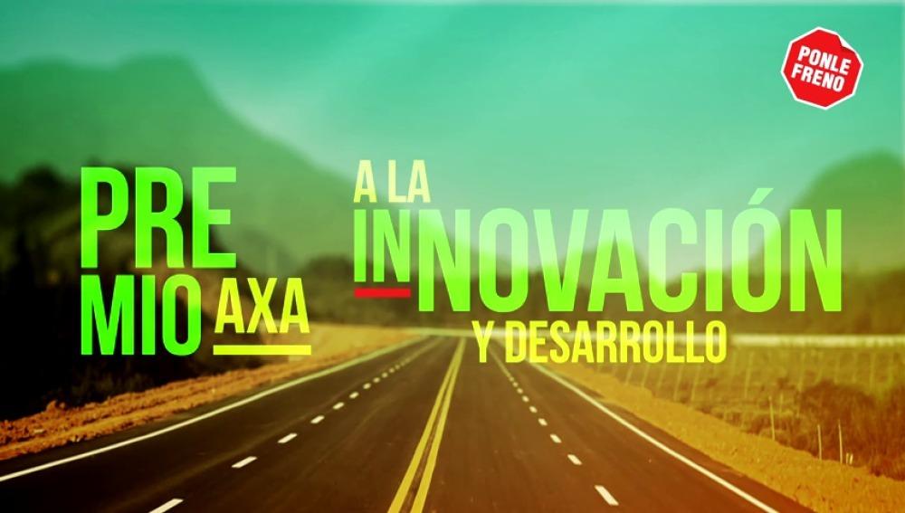 Categoría AXA a la innovación y el desarrollo