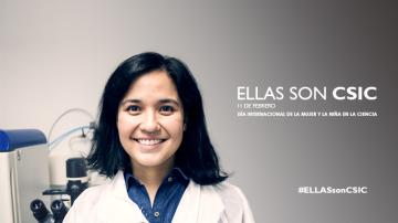 #EllasSonCSIC una iniciativa en redes sociales para destacar la labor de las mujeres en la ciencia