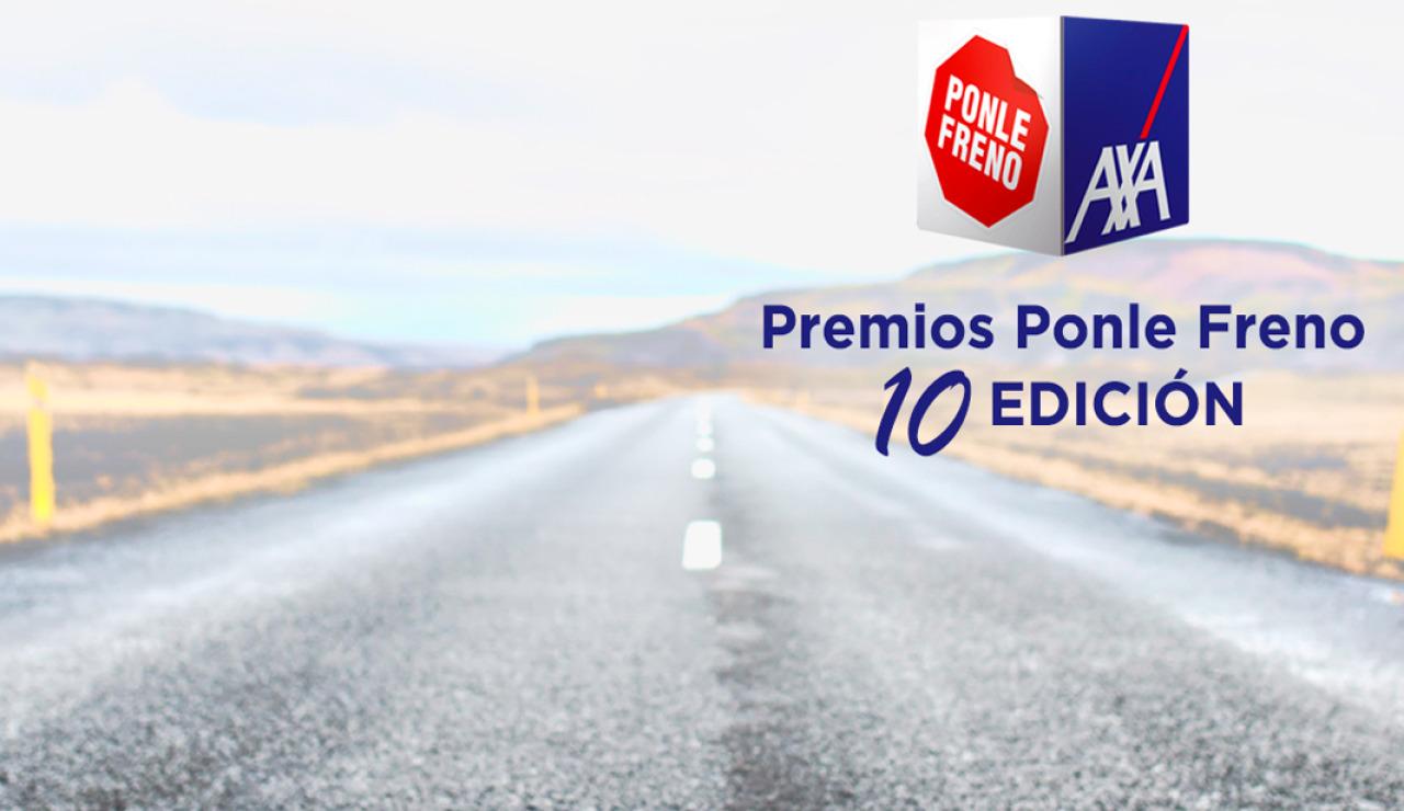 10ª  edición Premios Ponle Freno
