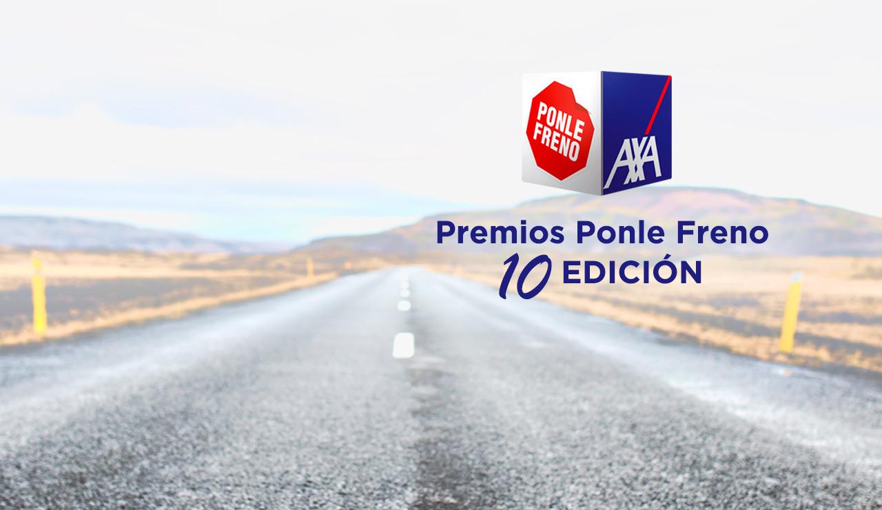 10 edición de los Premios Ponle Freno