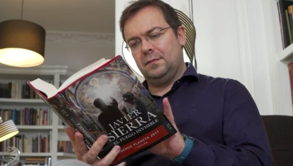 Entrevista a Javier Sierra