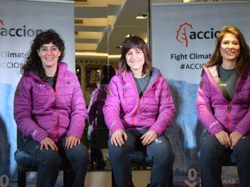 Científicas españolas vuelven a la Antártida para luchar contra el cambio climático