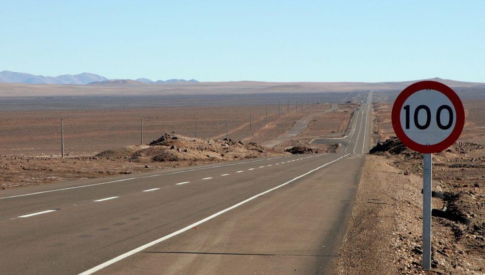 Límite de velocidad en las carreteras convencionales
