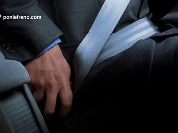 Usa siempre el cinturón de seguridad