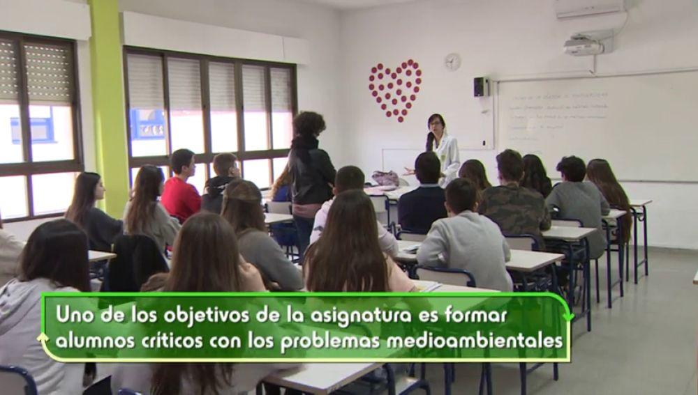 La educación ambiental, una asignatura esencial en las aulas