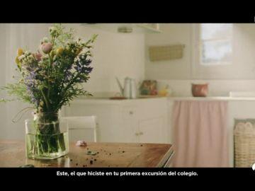 Ponle Freno visibiliza con ramos de flores su lucha para combatir las víctimas por accidentes de tráfico