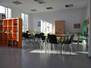 Sala de niños de ADACEMA