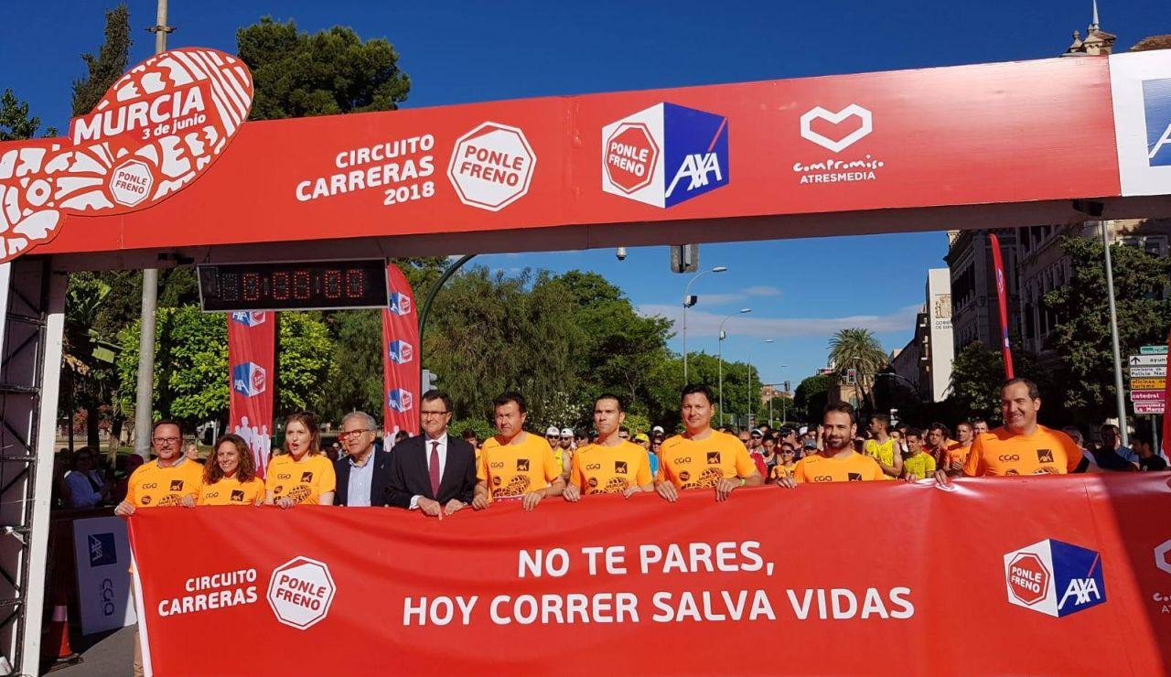 Carrera Ponle Freno de Murcia