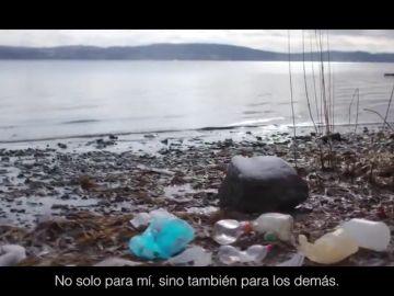<p>Rompe con el plástico, una relación tóxica que amenaza nuestro planeta </p>