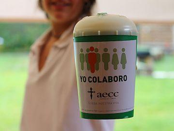 La Asociación Española Contra el Cáncer sale a la calle para pedir un minuto de apoyo a los pacientes con cáncer