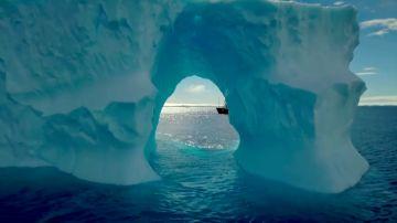 ¿Qué actividades que realiza el ser humano repercuten directamente en la Antártida?